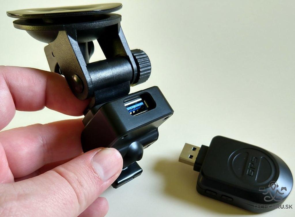 TrueCam A7s GPS modul