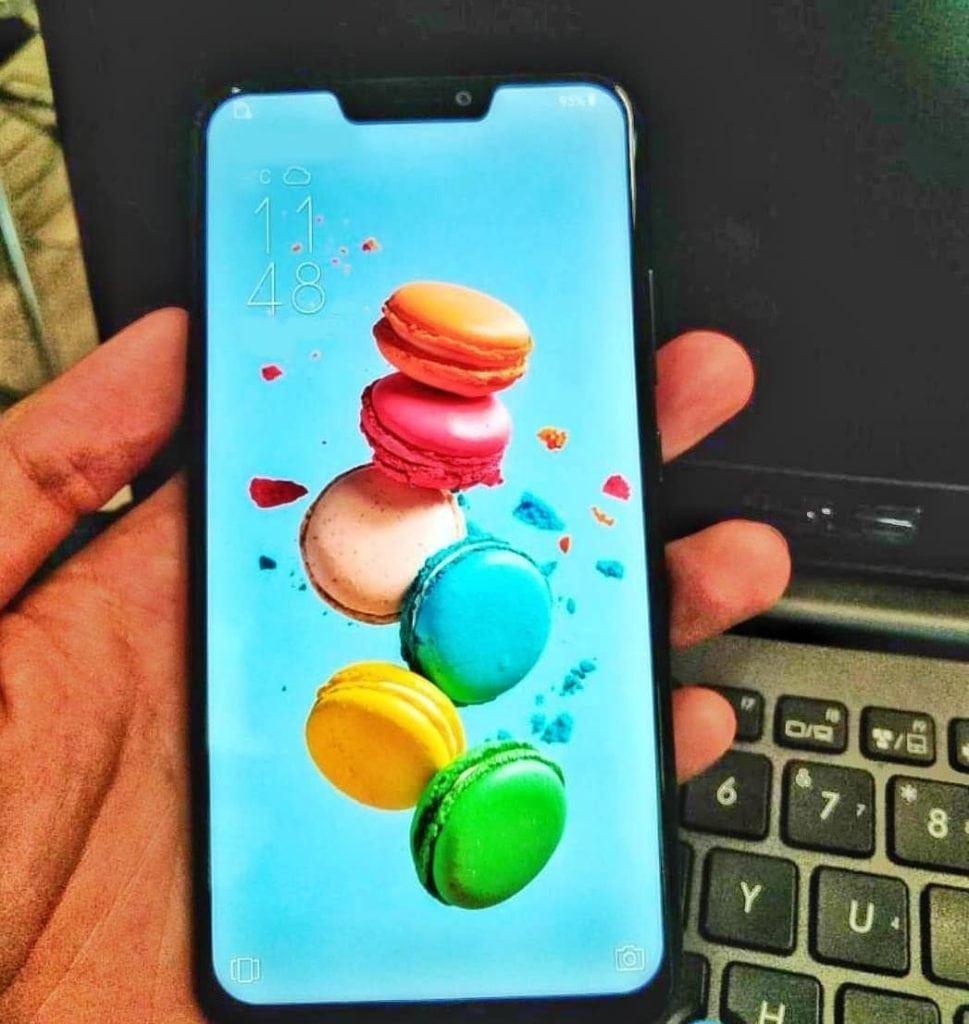 MWC 2018 Asus Zenfone 5