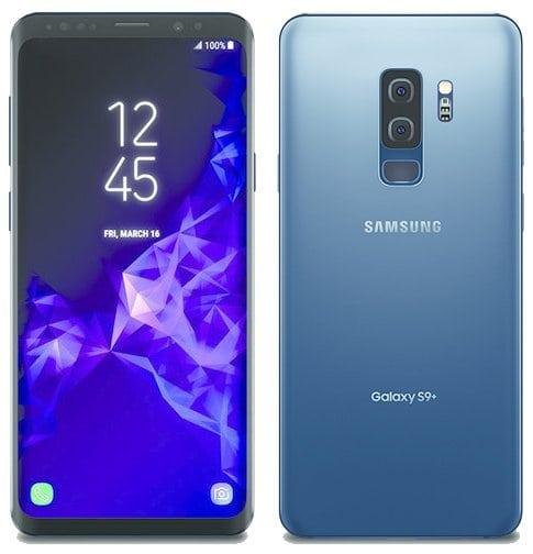 MWC 2018 Samsung Galaxy S9 a S9+