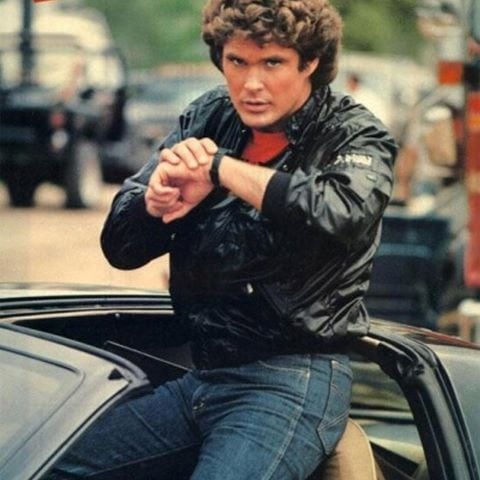 bWatch Kappa Michael Knight