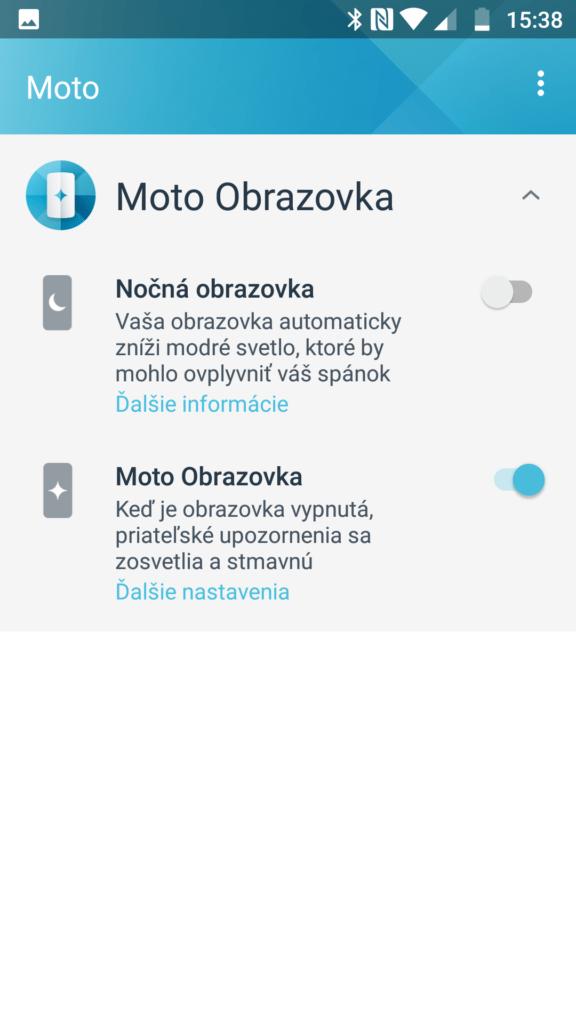 Motorola Moto G5S Plus Screenshot 4