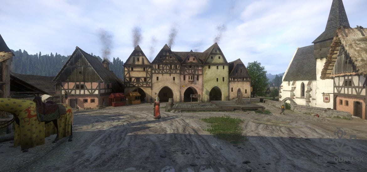 Kingdom Come: Deliverance ide ku dnu 03