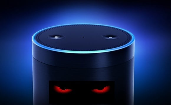 Amazon Alexa creepy laugh