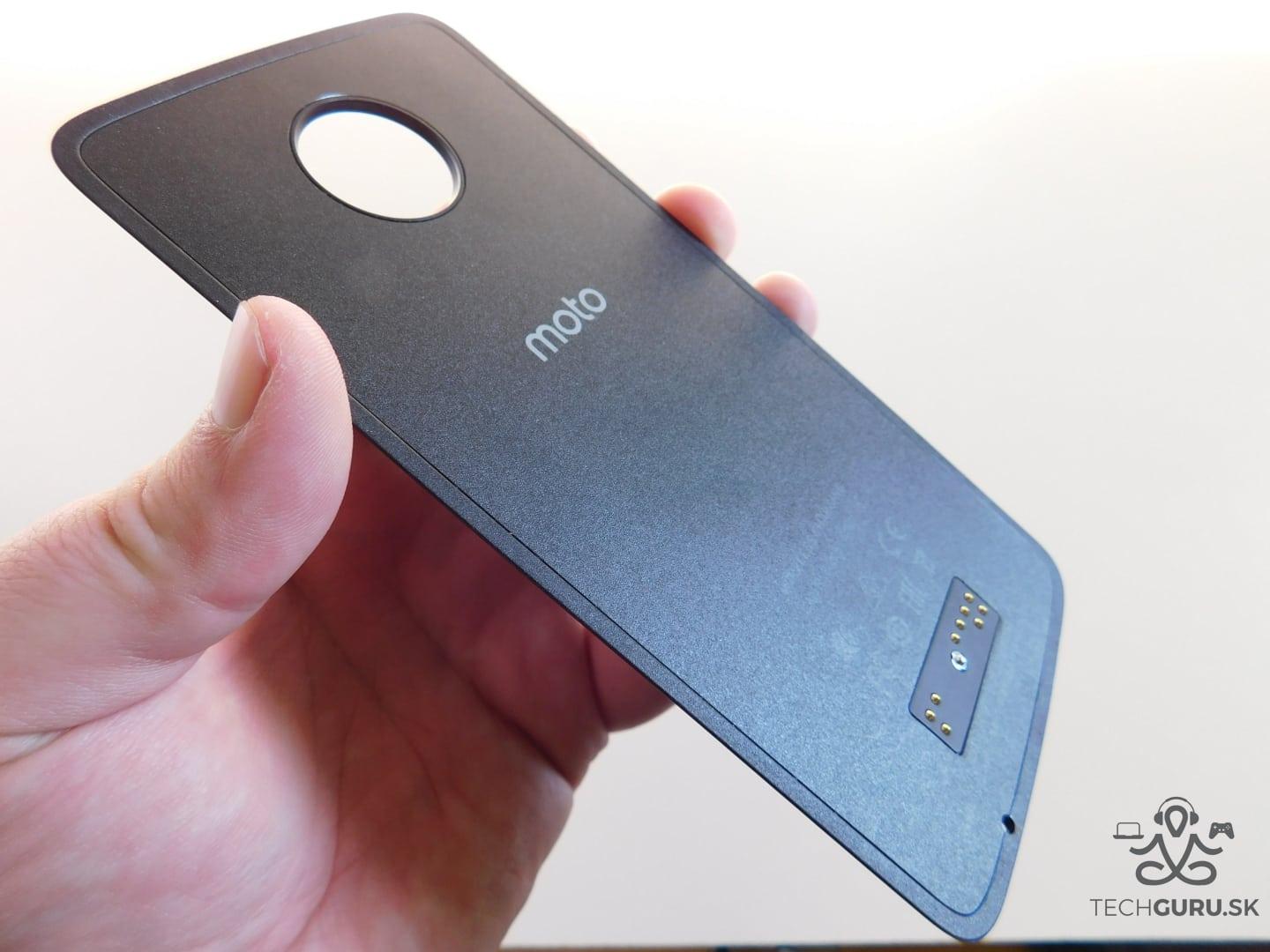 Motorola Moto Z2 Play a motomods - style shell 04
