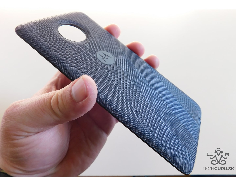 Motorola Moto Z2 Play a motomods - style shell 05