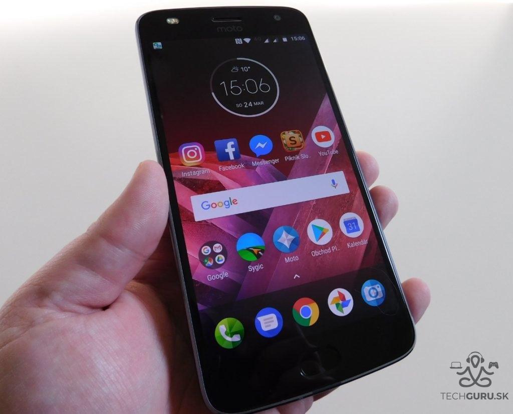 Motorola Moto Z2 Play a motomods