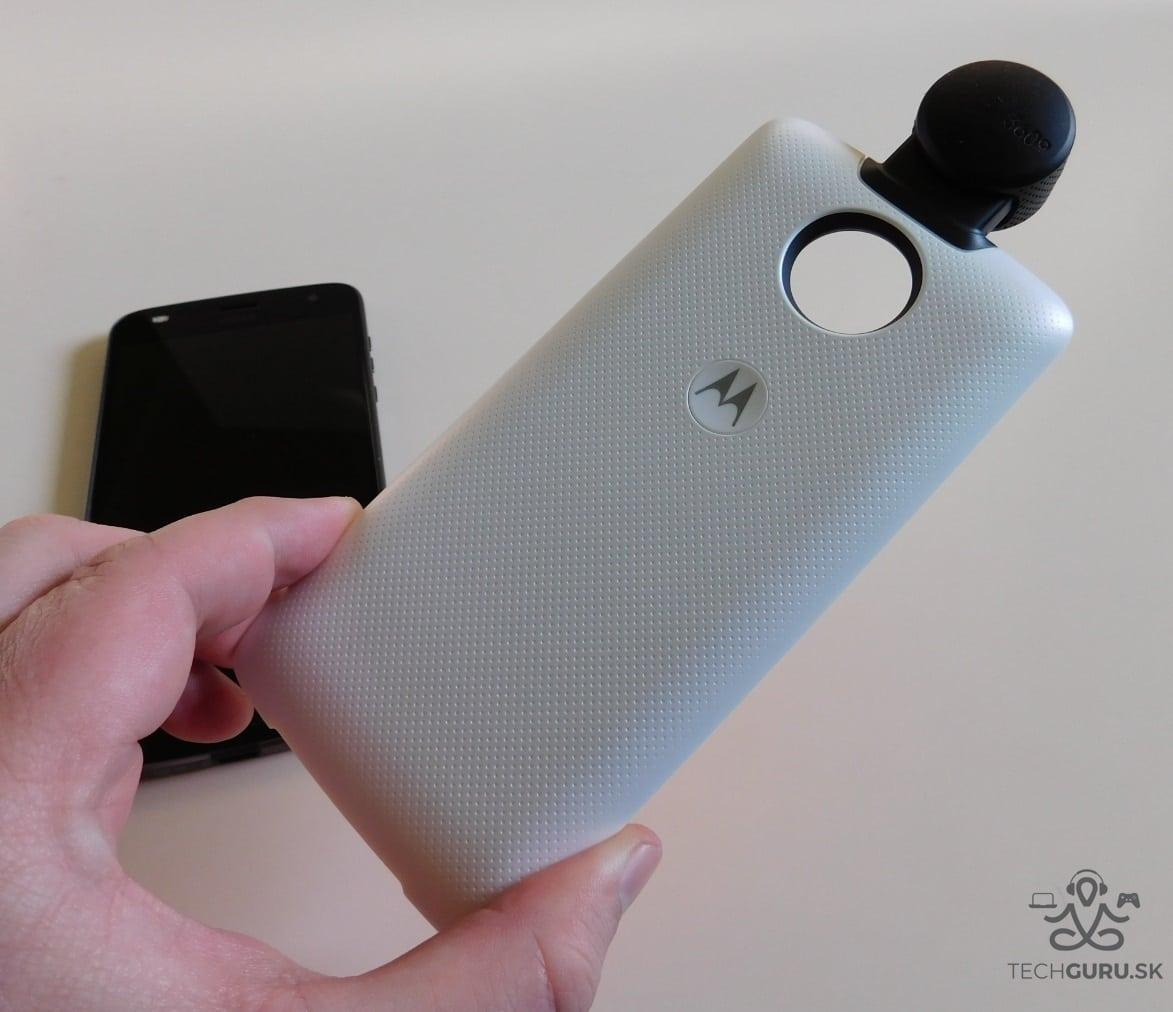 Motorola Moto Z2 Play a motomods 360° camera 03