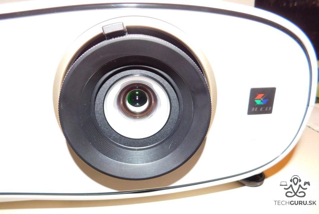 Epson EH-TW6700 objektív