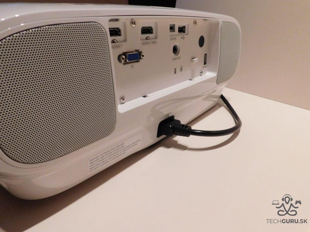 Epson EH-TW6700 repro