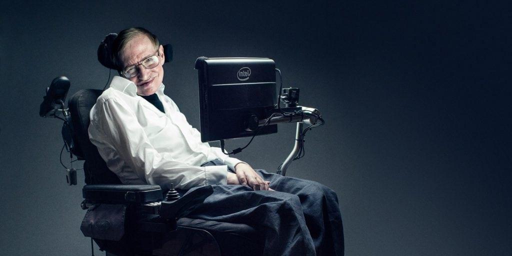 Dnes zomrel Stephen Hawking