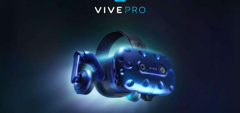 HTC Vive Pro prichádza