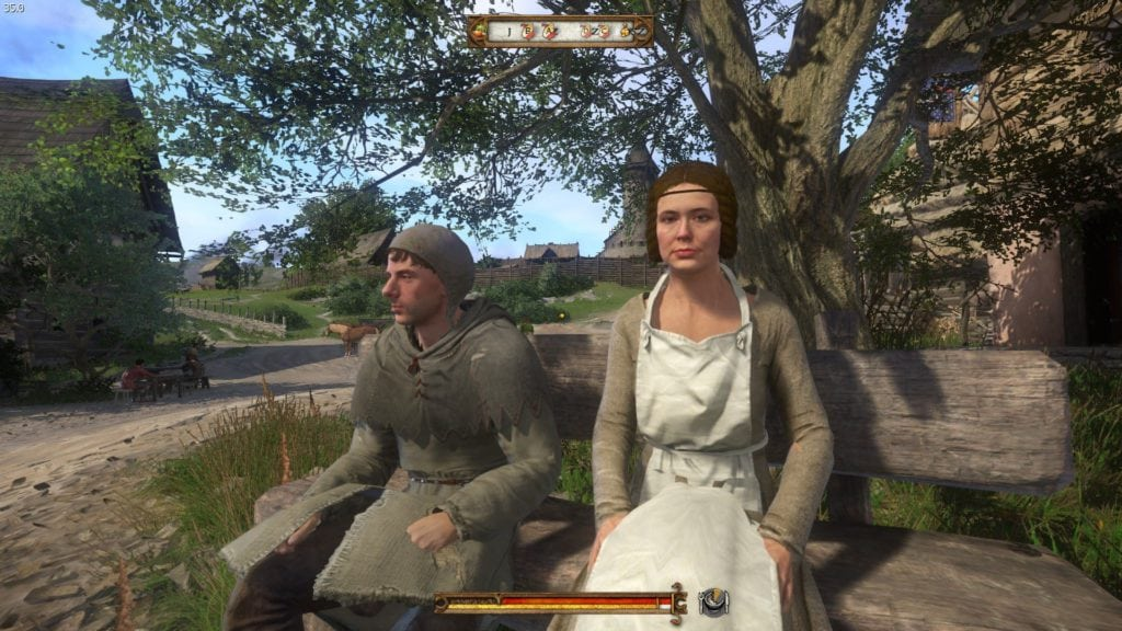 Kingdom Come Deliverance recenzia Baty