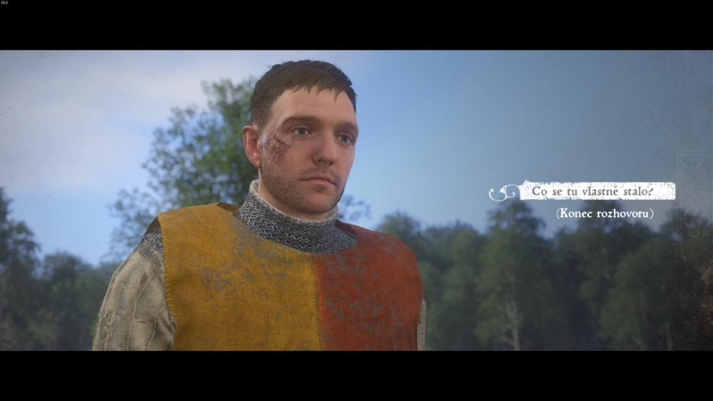 Kingdom Come: Deliverance recenzia Jindra