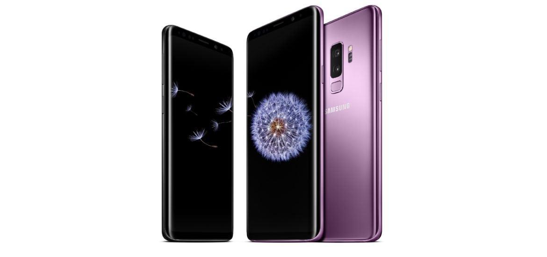 Samsung Galaxy S9 a S9+ titulka 01