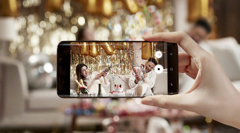 Samsung Galaxy S9 a S9+ Super_Slow-mo