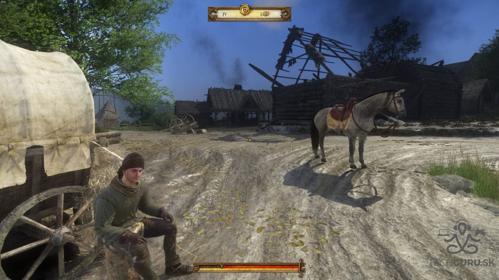 Kingdom Come na rôznych PC Ultra