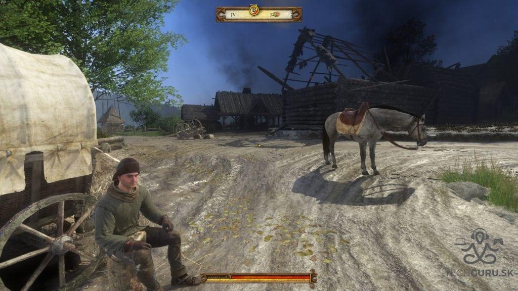 Kingdom Come na rôznych PC Veľmi vysoké