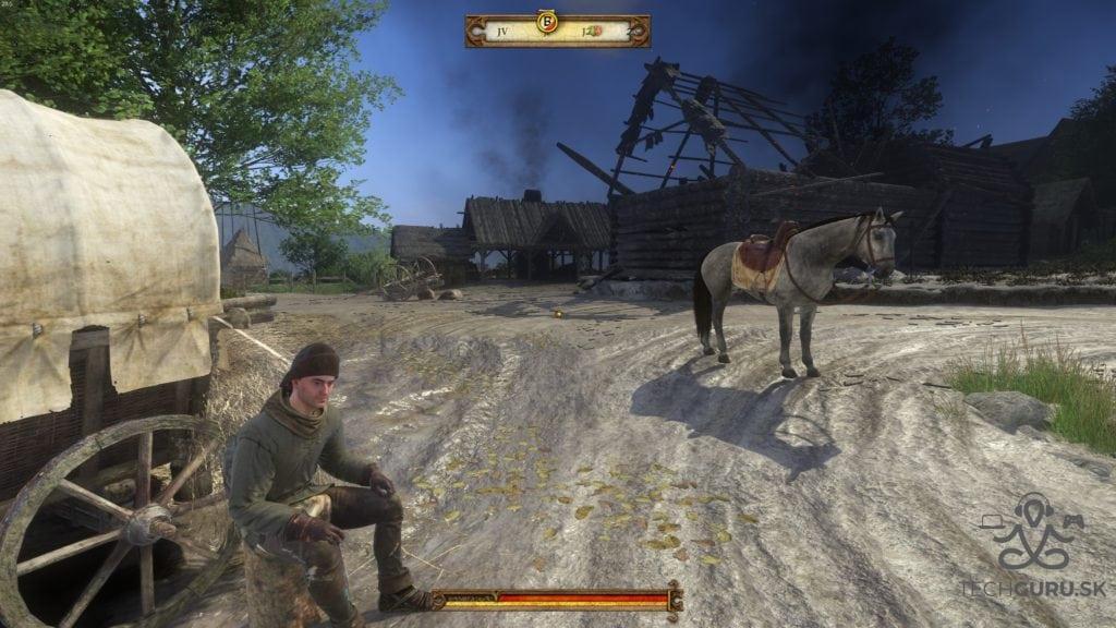 Kingdom Come na rôznych PC Vysoké