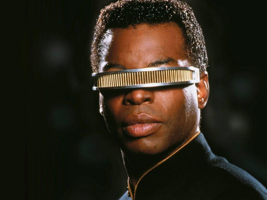 eSight - Star Trek Geordi