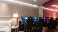 Hotel pre hráčov na Taiwane