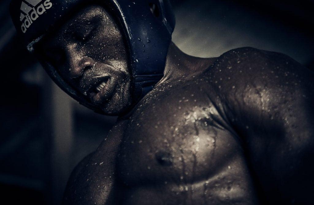 Ray Demski a Bukom boxing 03