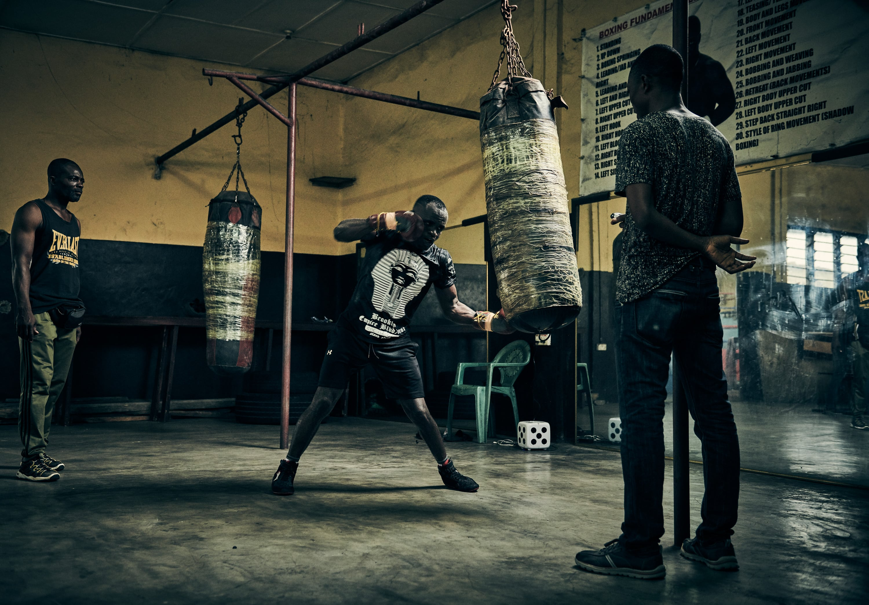 Ray Demski a Bukom boxing 08