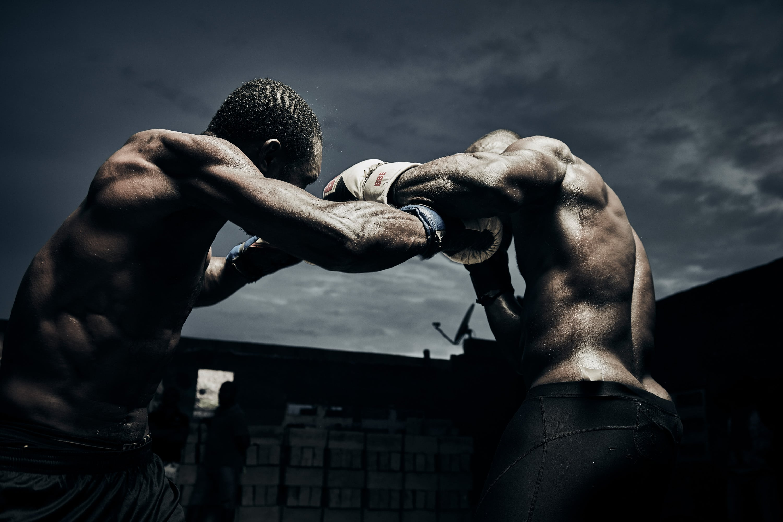 Ray Demski a Bukom boxing 11