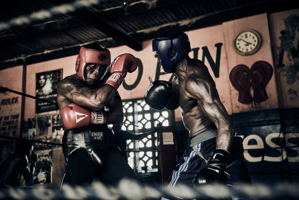 Ray Demski a Bukom boxing 02