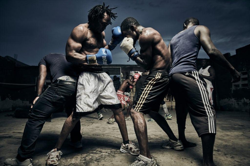 Ray Demski a Bukom boxing 06