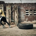 Ray Demski a Bukom boxing 14