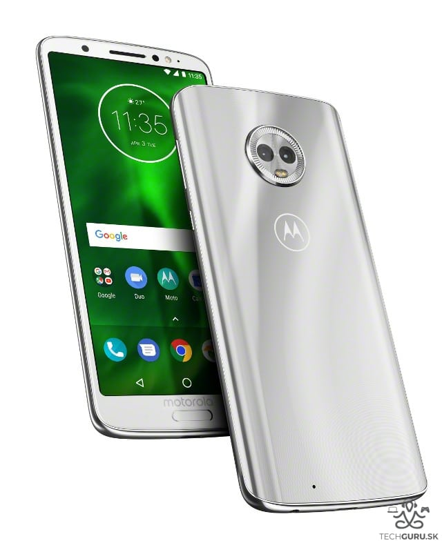 Motorola Moto G6 01