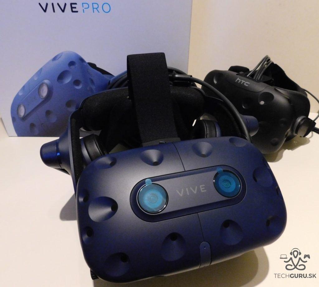 HTC Vive Pro prvé dojmy 01
