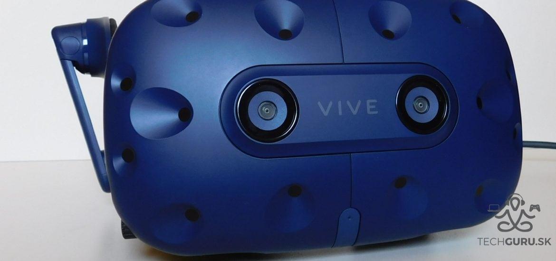 HTC Vive Pro prvé dojmy 02