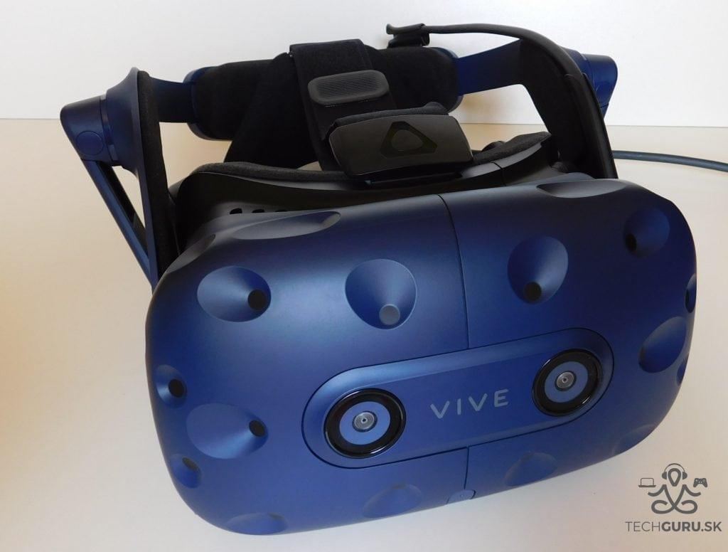 HTC Vive Pro prvé dojmy 03