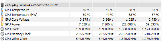 Lenovo Legion Y920 teploty 02
