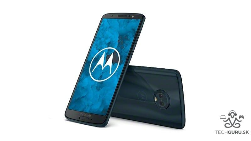 Motorola Moto G6 02