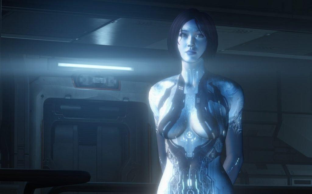 Technologická singularita - Cortana