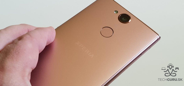 Sony Xperia XA2 recenzia 03