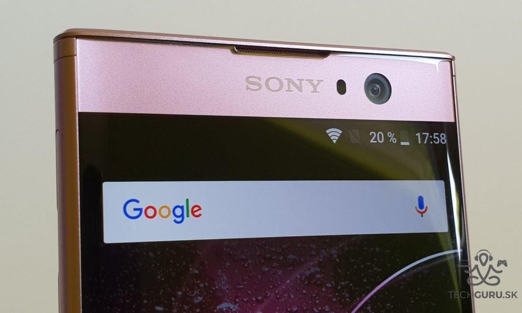 Sony Xperia XA2 recenzia 09