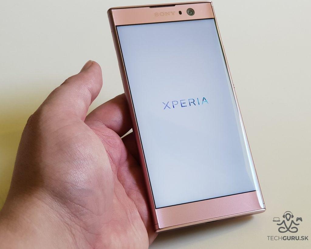 Sony Xperia XA2 recenzia 11