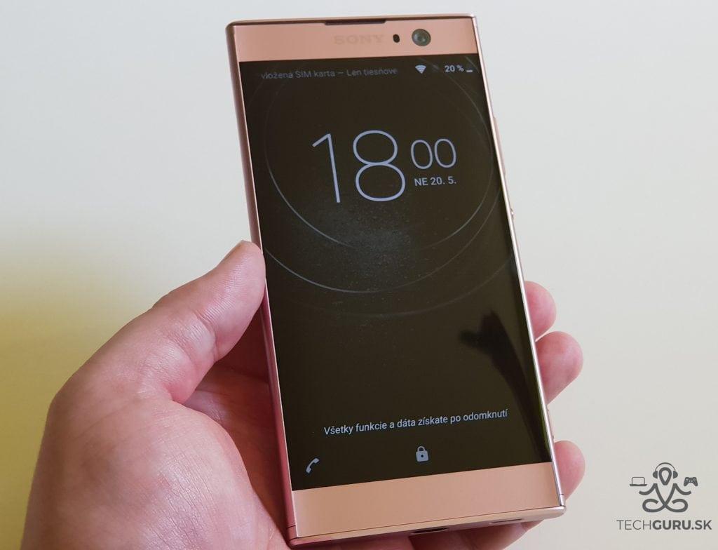 Sony Xperia XA2 recenzia 07