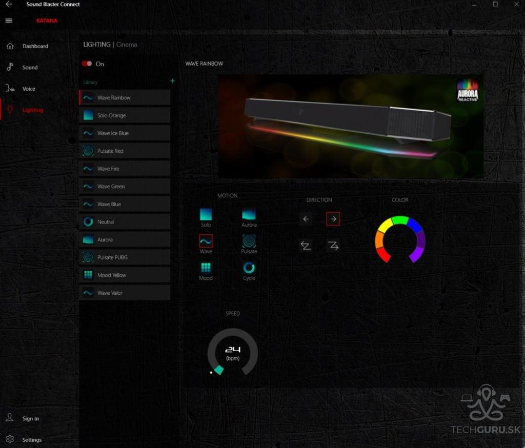 CreativeSound Blaster Connect 01