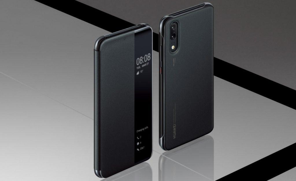 Huawei P20 _black case