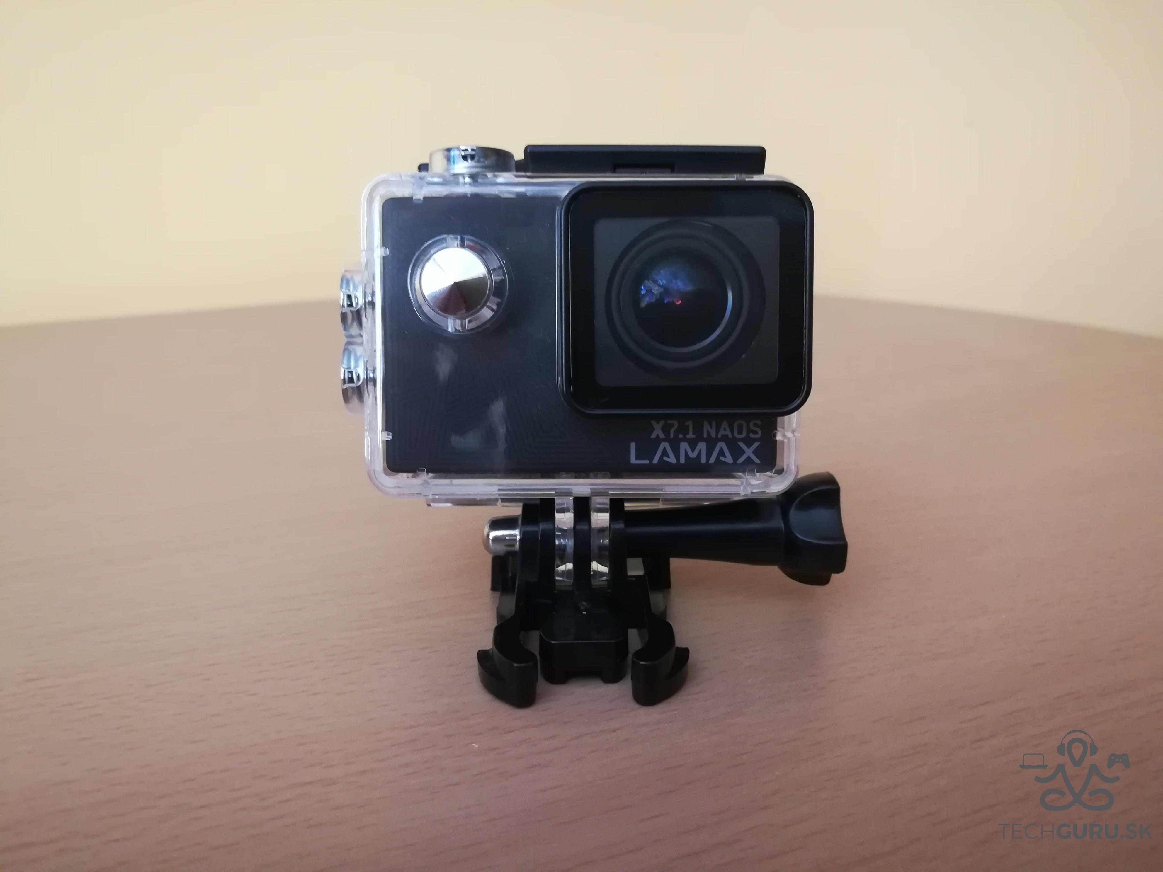 Lamax X7.1 Naos predná strana