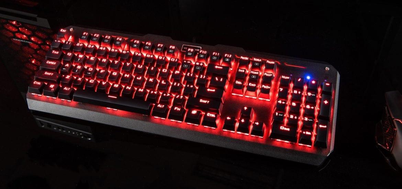 Modecom Volcano Hammer klávesnica titulka