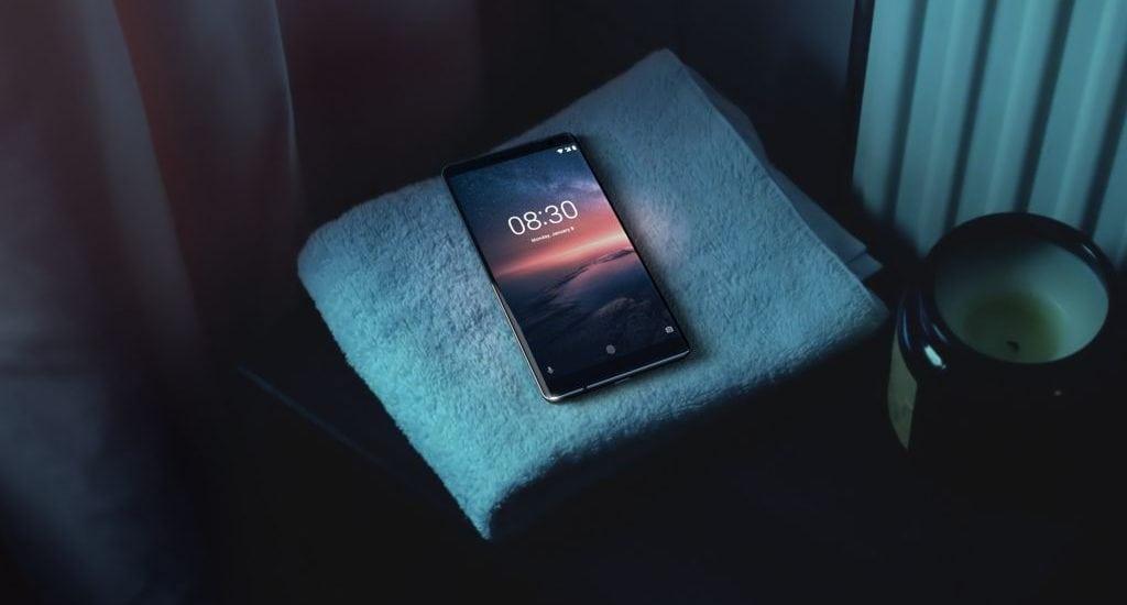 Nokia 8 Sirocco IndoorTowel