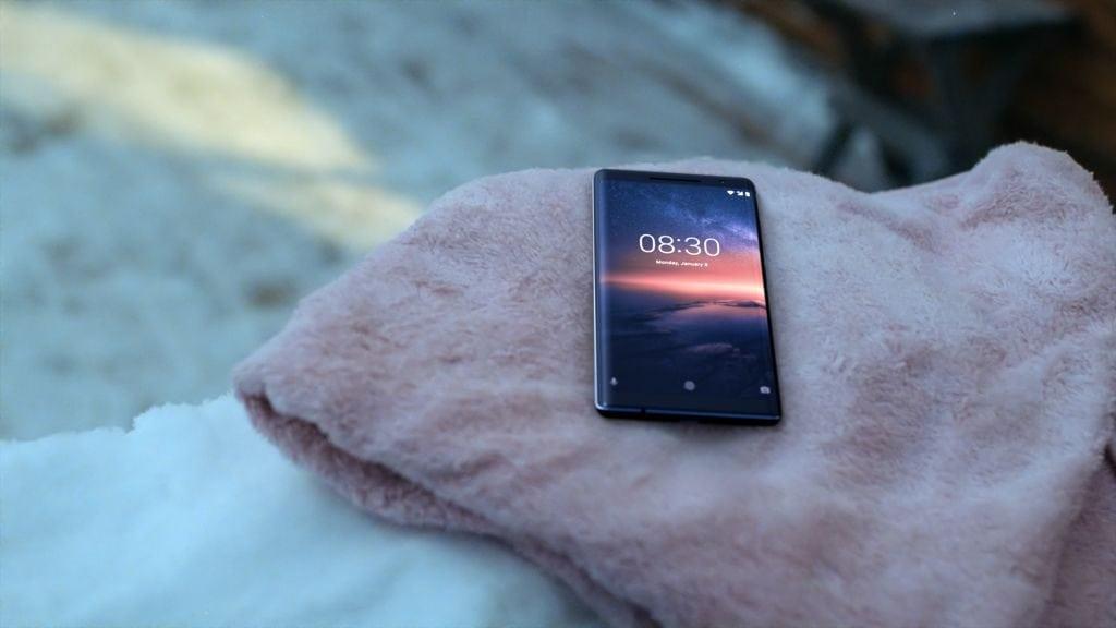 Nokia 8 Sirocco OutdoorTowel