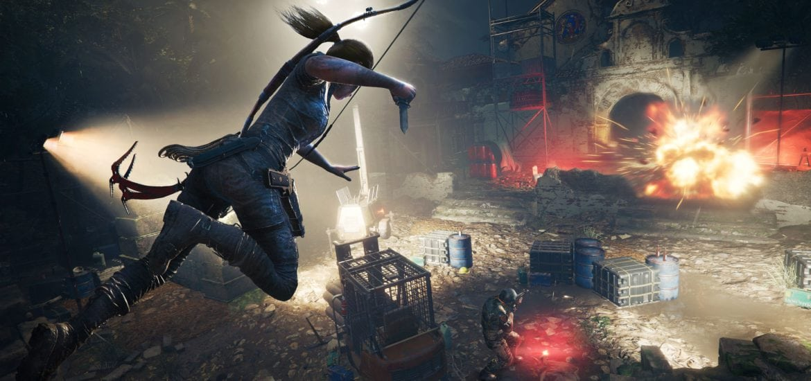 Shadow of the Tomb Raider titulka
