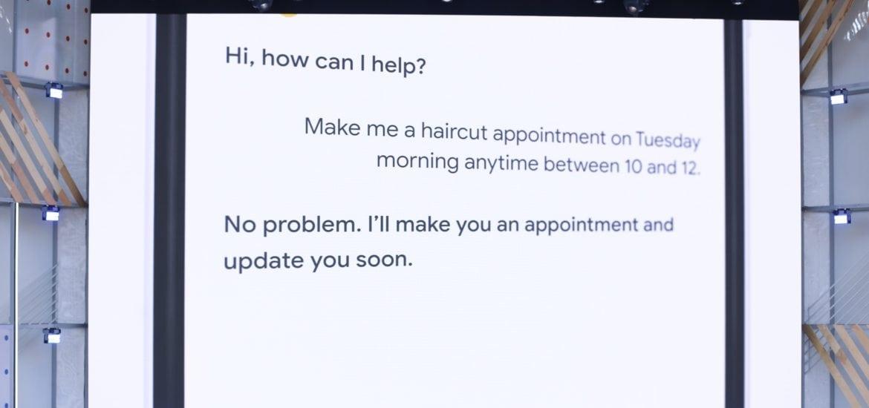 Assistant môže za vás telefonovať vďaka Google Duplex