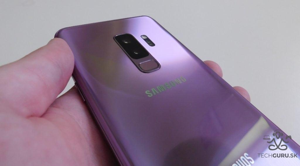 Samsung Galaxy S9+ recenzia 21